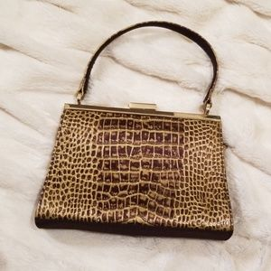 NWT!  Valerie Stevens Evening Clutch Purse